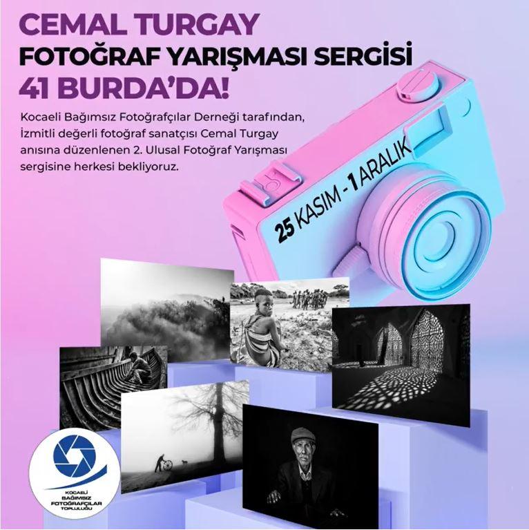 41 Burda Cemal Turgay Fotoğraf Yarışması Sergisi!