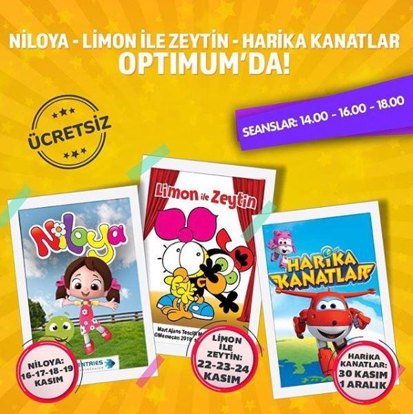 Adana Optimum Limon ile Zeytin Müzikal Etkinliği!