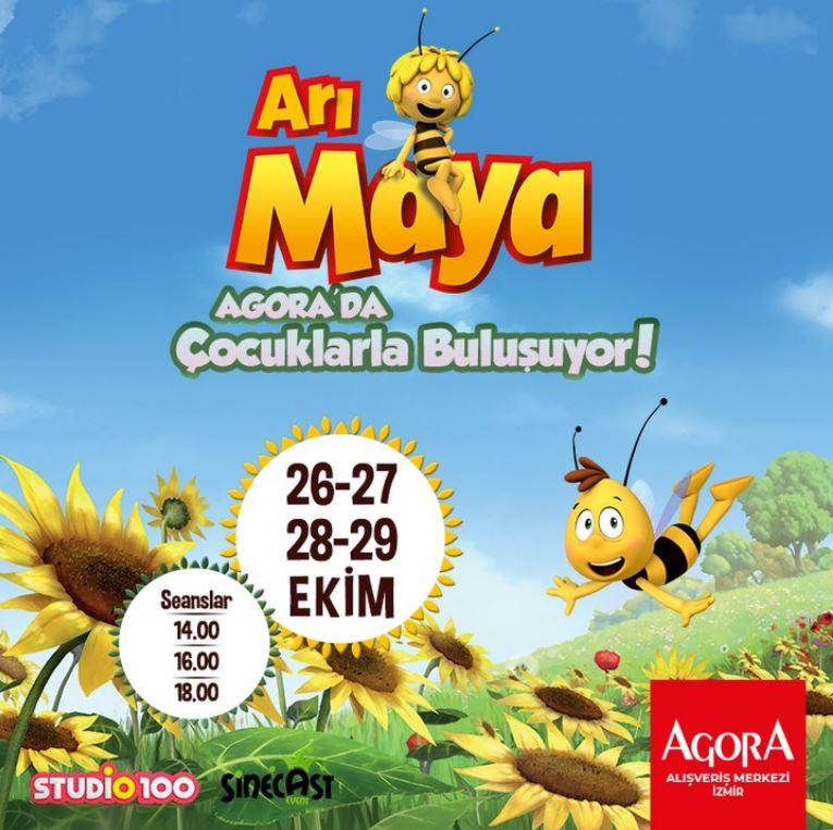 Agora İzmir Arı Maya Müzikal Etkinliği!