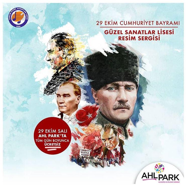 AHL Park 29 Ekim Cumhuriyet Bayramı Kutlamaları!