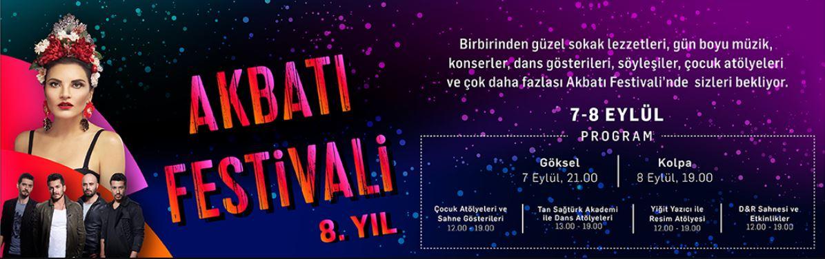 Akbatı AVYM 8. Yılında Göksel ve Kolpa Konseri!