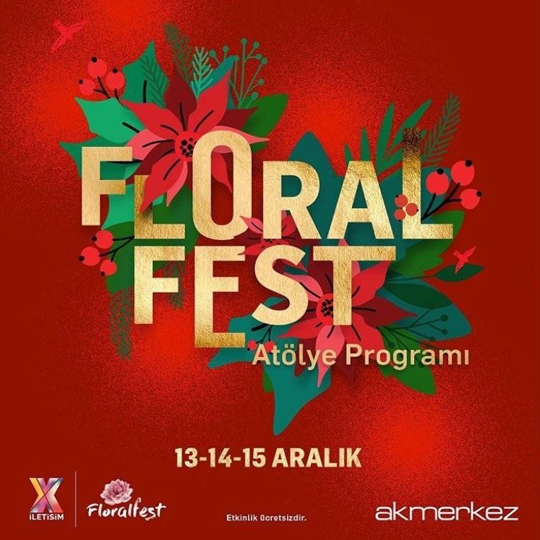 Akmerkez Floral Fest Etkinliği!