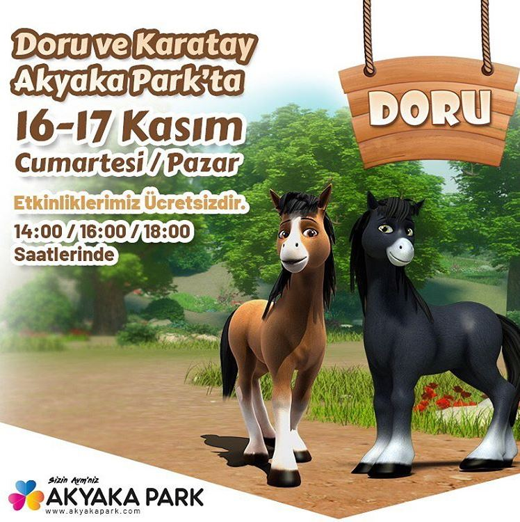 Akyaka Park Doru ve Karatay Müzikal Etkinliği!