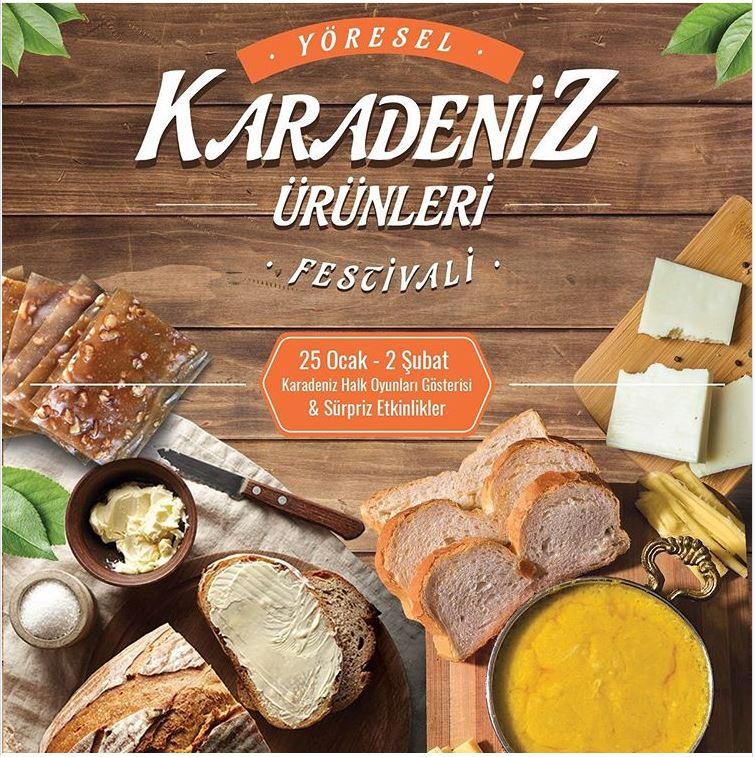 Anatolium Marmara AVM Karadeniz Ürünleri Festivali!