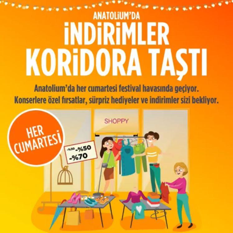 Anatolium Marmara'da festival rüzgarları esmeye devam ediyor!