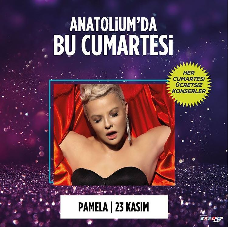 Anatolium Marmara Pamela Konseri!