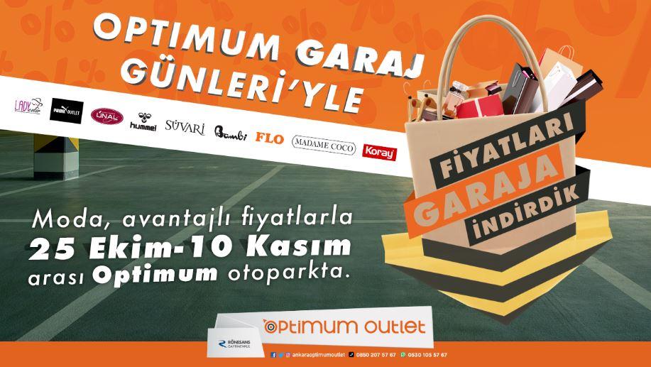 Ankara Optimum Garaj Günleri!