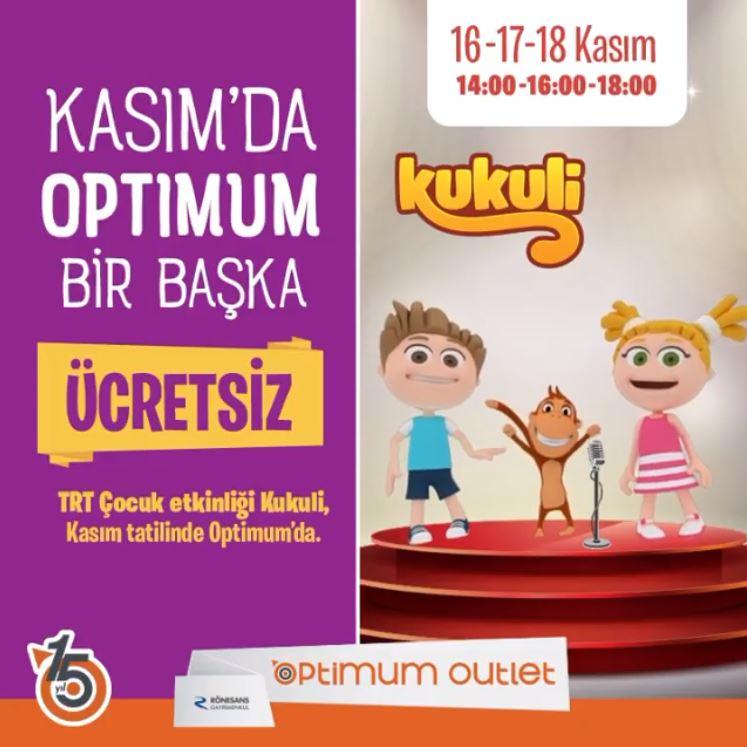 Ankara Optimum Kukuli Müzikal Etkinliği!