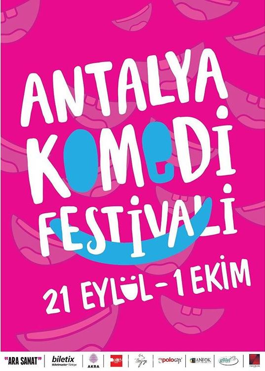 Antalya Komedi Festivali ile Gülmeye hazır ol Antalya!
