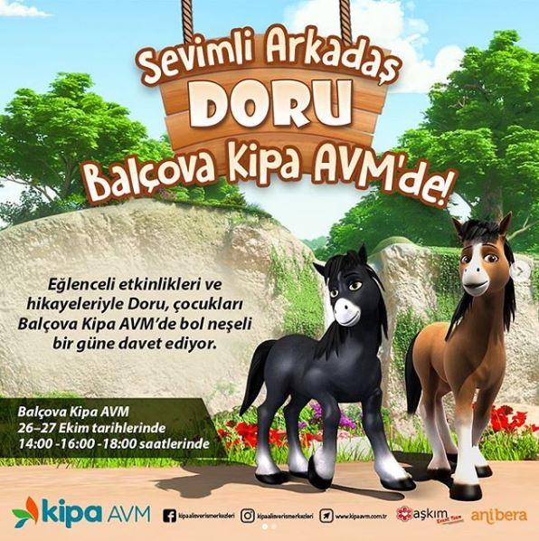 Balçova Kipa AVM Doru ve Karatay Müzikal Etkinliği!