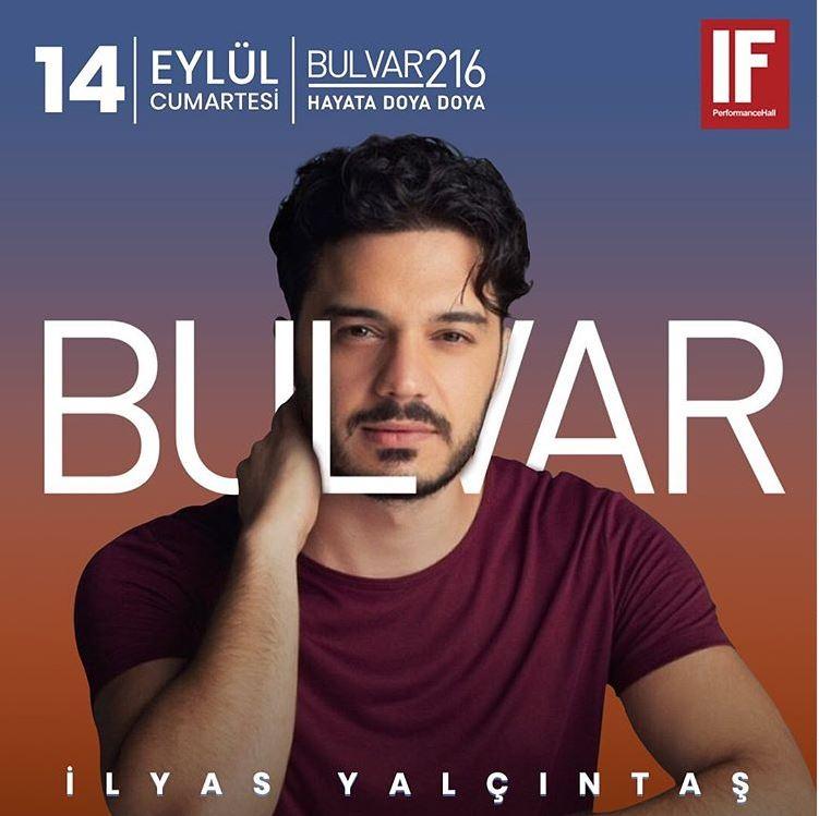 Bulvar 216 AVM İlyas Yalçıntaş Konseri!