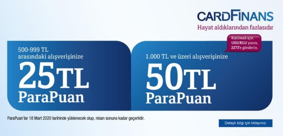 n11.com'da 50 TL'ye varan ParaPuan!