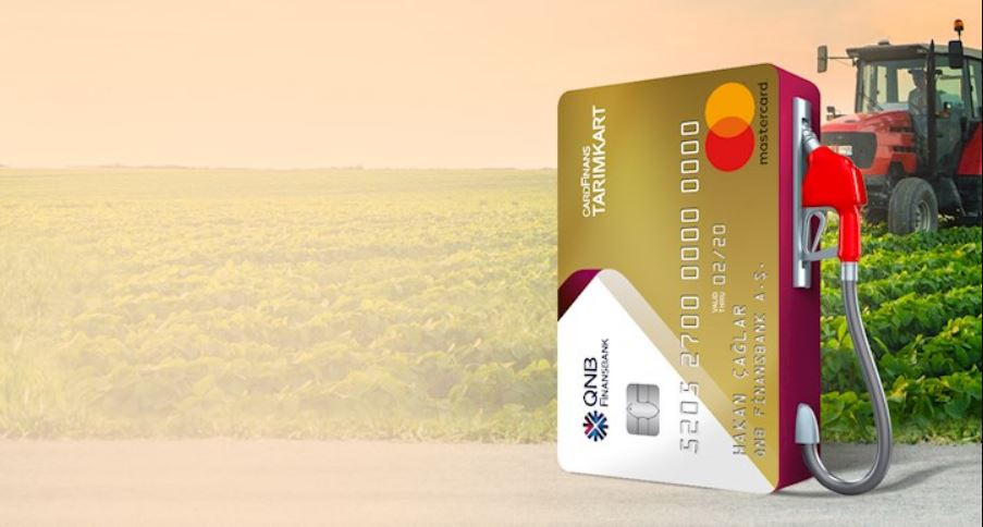 CardFinans TarımKart'tan 30 çiftçimize 1.000 TL'lik akaryakıt çeki!