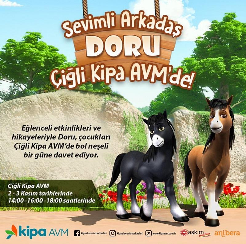 Çiğli Kipa AVM Doru ve Karatay Müzikal Etkinliği!