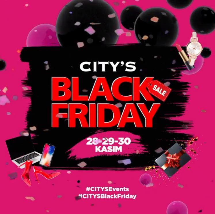 City's Black Friday!