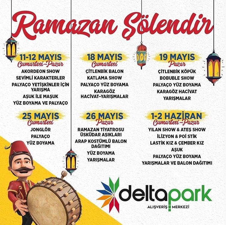 Deltapark Avm Ramazan Soleni