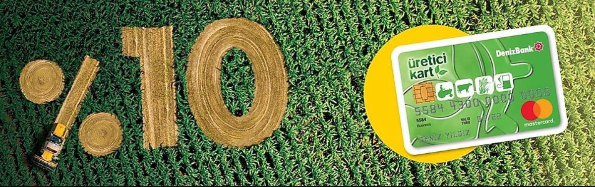 Shell ve Denizbank'tan Kasım Ayında Çiftçilere %10 İndirim!