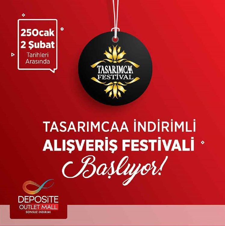 Deposite AVM Tasarım Festivali!