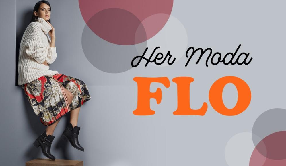 Flo.com.tr'da 20 TL Flo puan fırsatı!