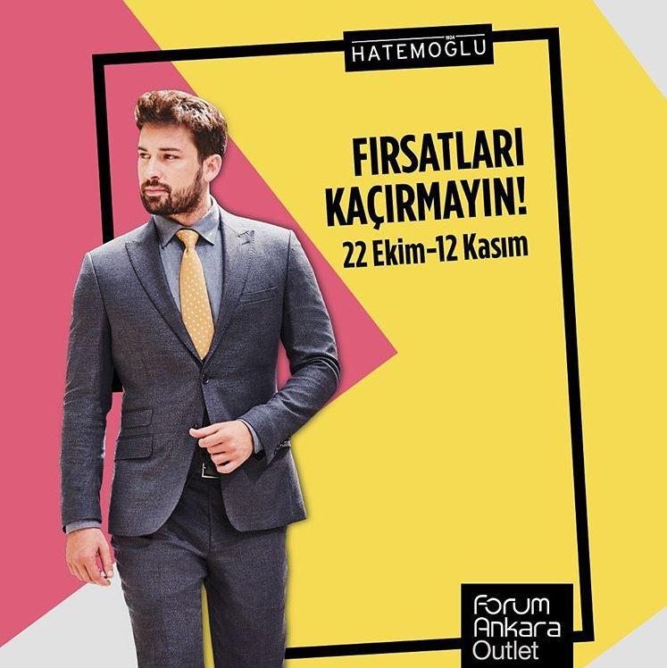 Forum Ankara Outlet Hatemoğlu İndirim Çadırı!