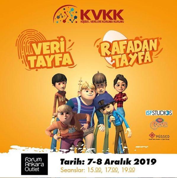 Rafadan Tayfa Forum Ankara Outlet'te!