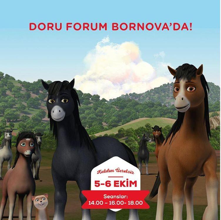 Forum Bornova Doru ile Karatay Etkinliği!