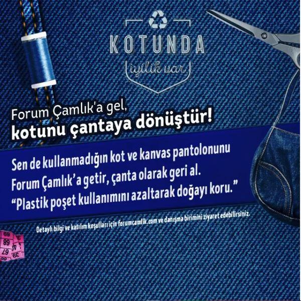 Forum Çamlık Kotunda İyilik Var Projesi!
