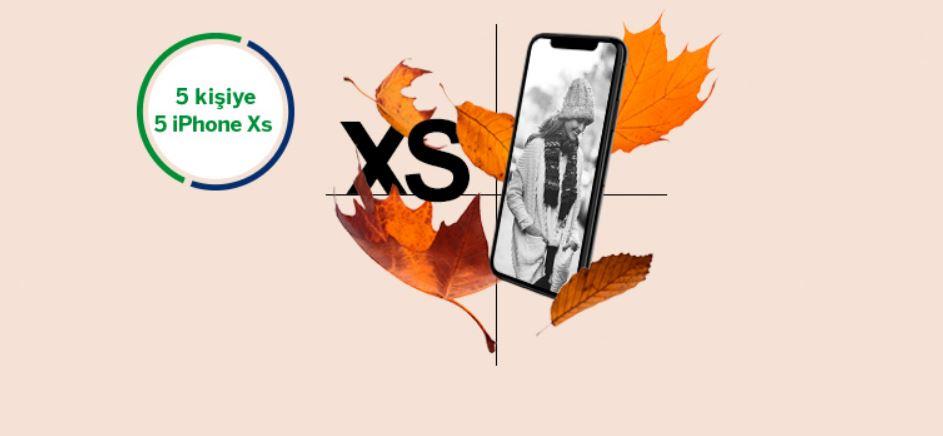 Garanti BBVA Mobil iPhone XS Çekiliş Kampanyası!