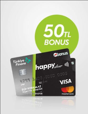 Happy Bonus Business İle 50 TL Bonus Fırsatı!