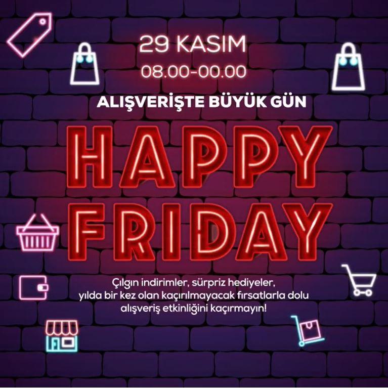 İzmir Optimum Happy Friday Etkinliği!
