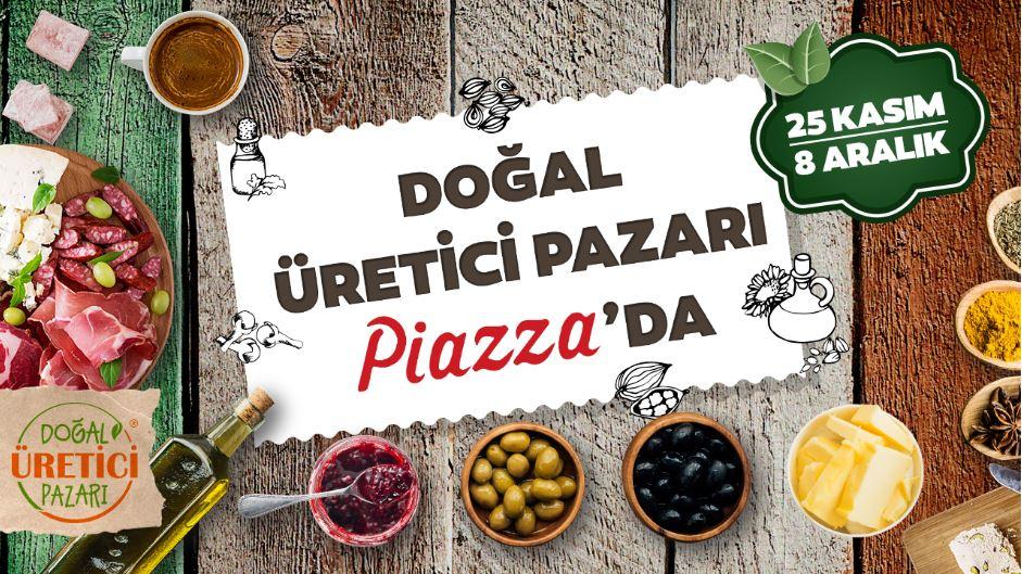 Kahramanmaraş Piazza Yöresel Ürünler Festivali!