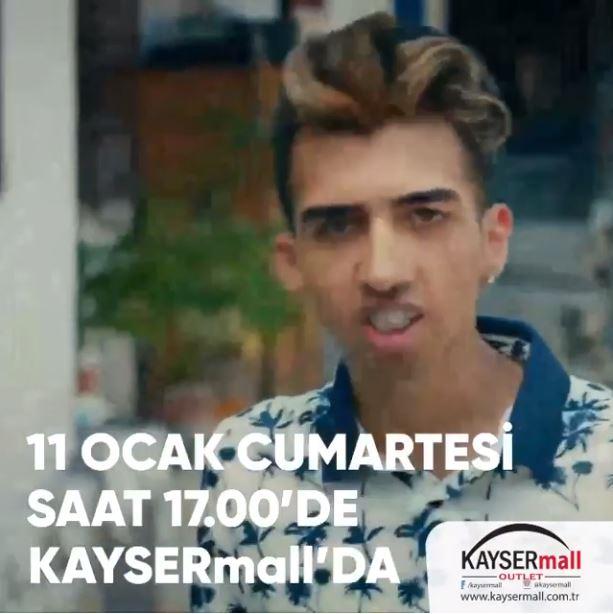 KAYSERmall Çağatay Akman Konseri!