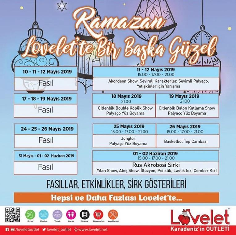 Ramazan Lovelet Te Bir Baska Guzel