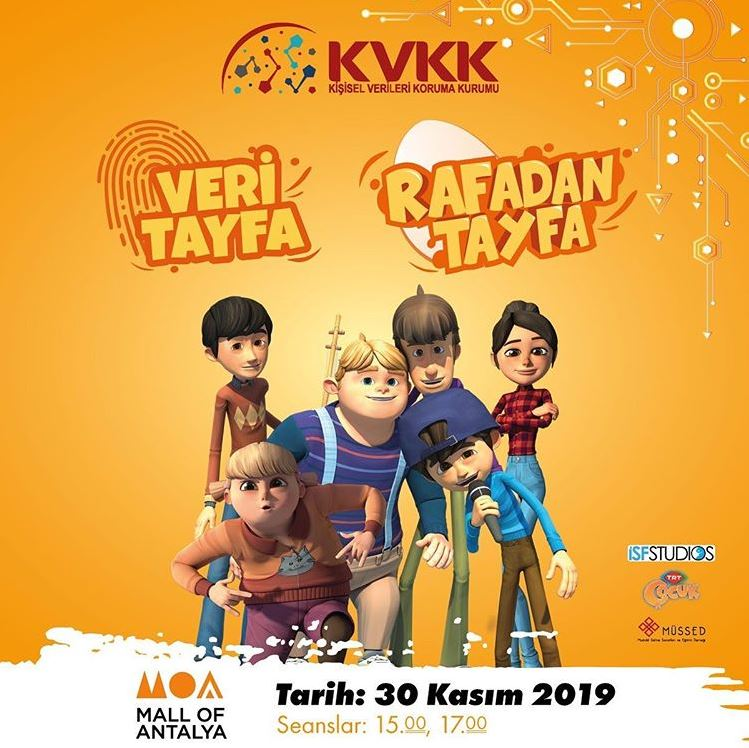 Mall Of Antalya Rafadan Tayfa Etkinliği!