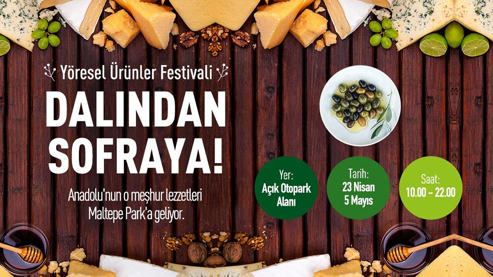 Anadolu'nun O Meşhur Lezzetleri Maltepe Park'a Geliyor!