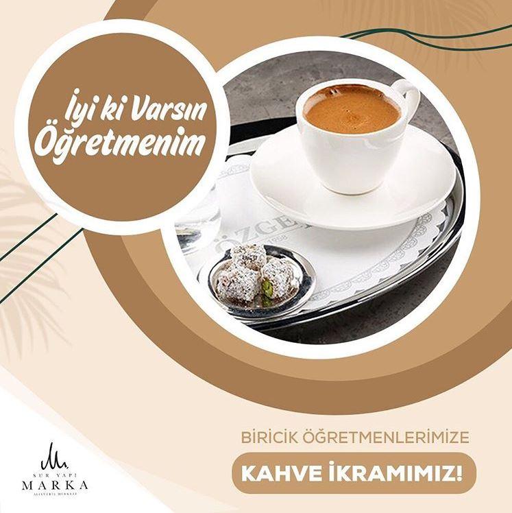 Sur Yapı Marka AVM Öğretmenler Günü Kampanyası!