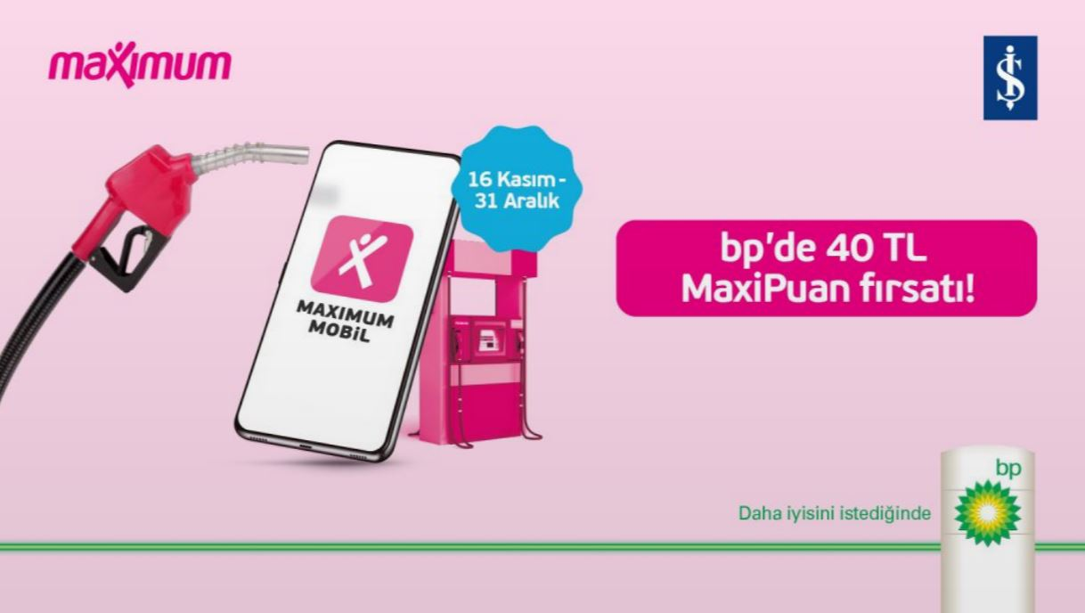 BP 40 TL MaxiPuan Kampanyası