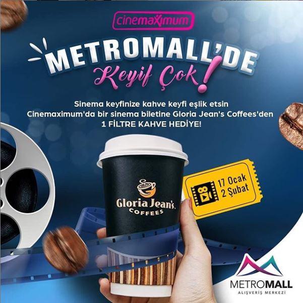 Metromall Cinemaximum ile Keyif Çok!