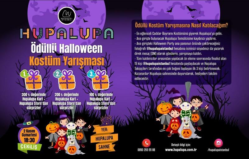 Metropol AVM Ödüllü Halloween Kostüm Yarışması!