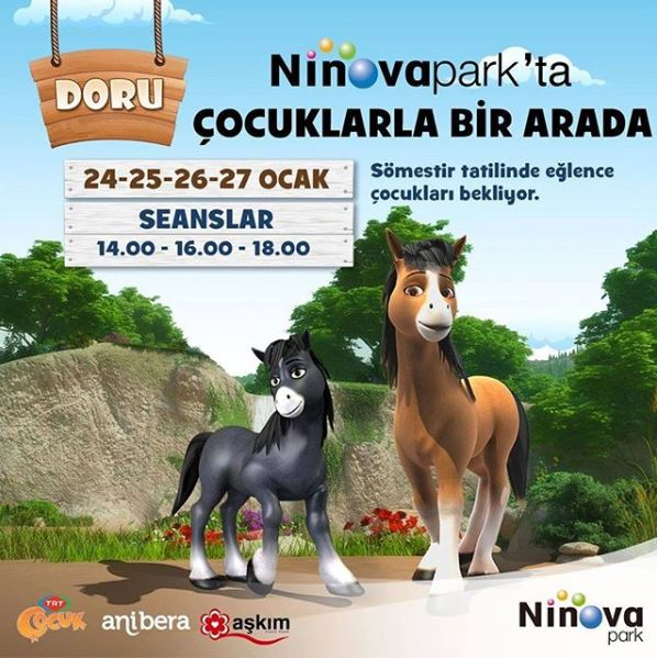 Ninovapark Doru ve Karatay Müzikal Etkinliği!