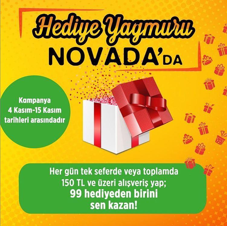 Novada Yozgat'ta Kasım Ayı Sürprizlerle Dolu!