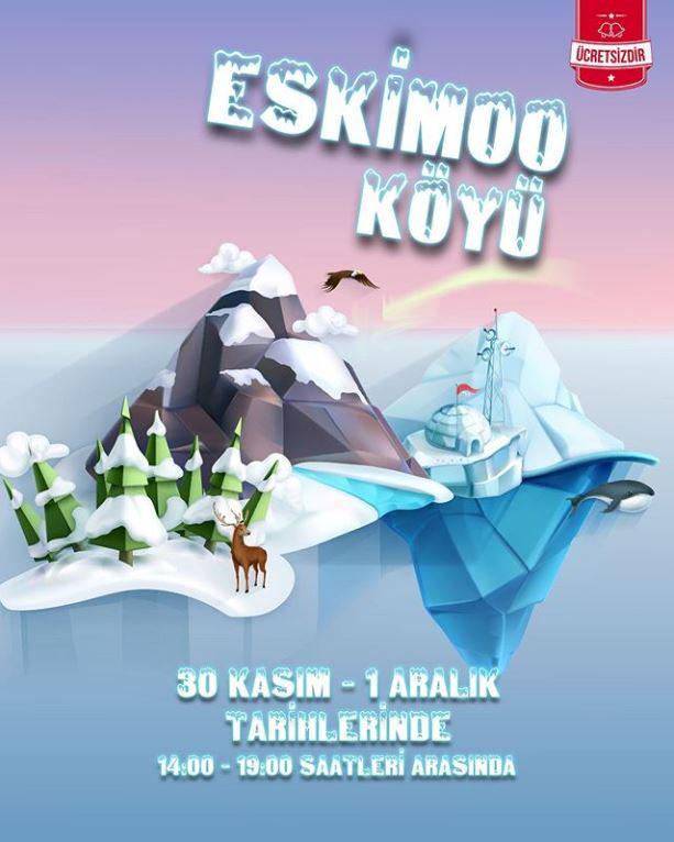 Eskimo köyü ÖzdilekPark Antalya'ya geliyor!