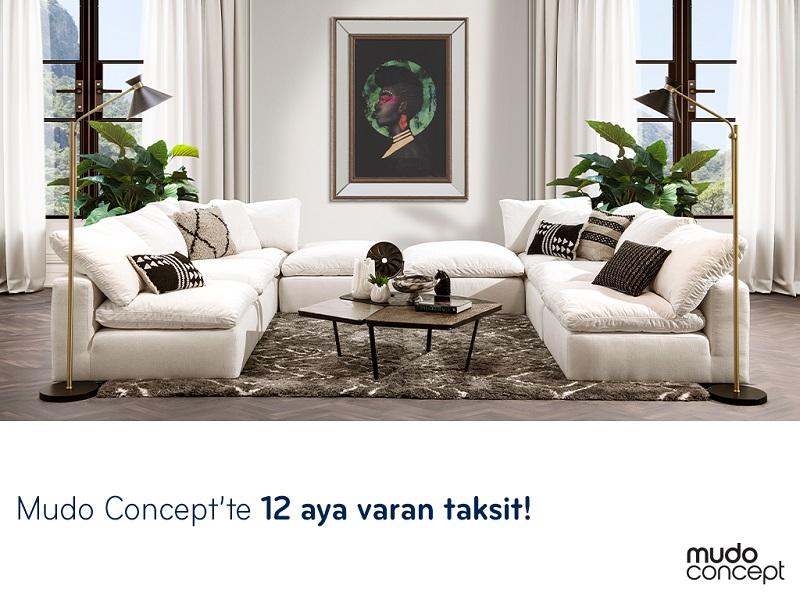 Paraf ile Mudo Concept'te 12 Aya Varan Taksit!