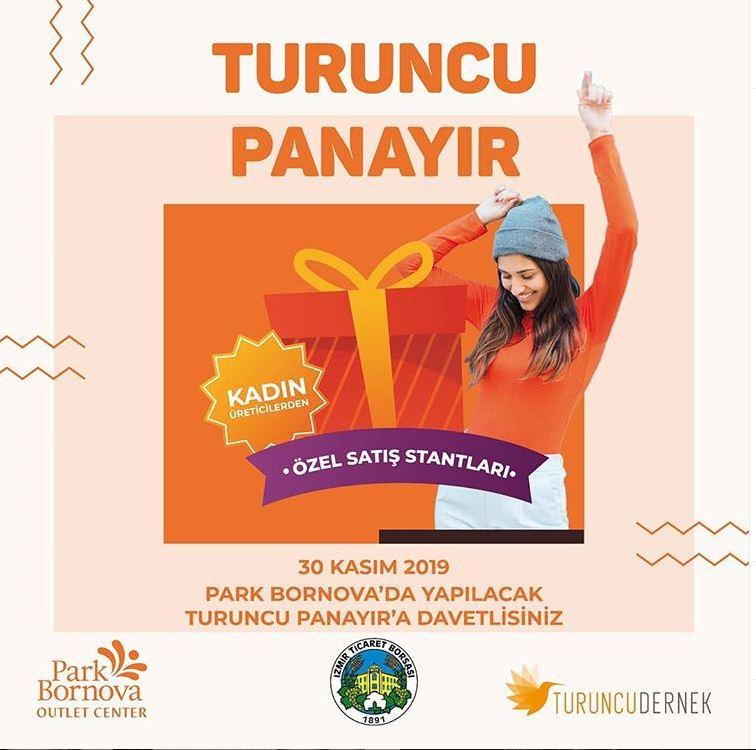 Park Bornova Turuncu Panayır!