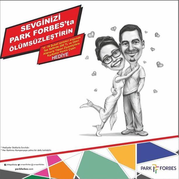 Sevginizi Park Forbes'ta Ölümsüzleştirin!