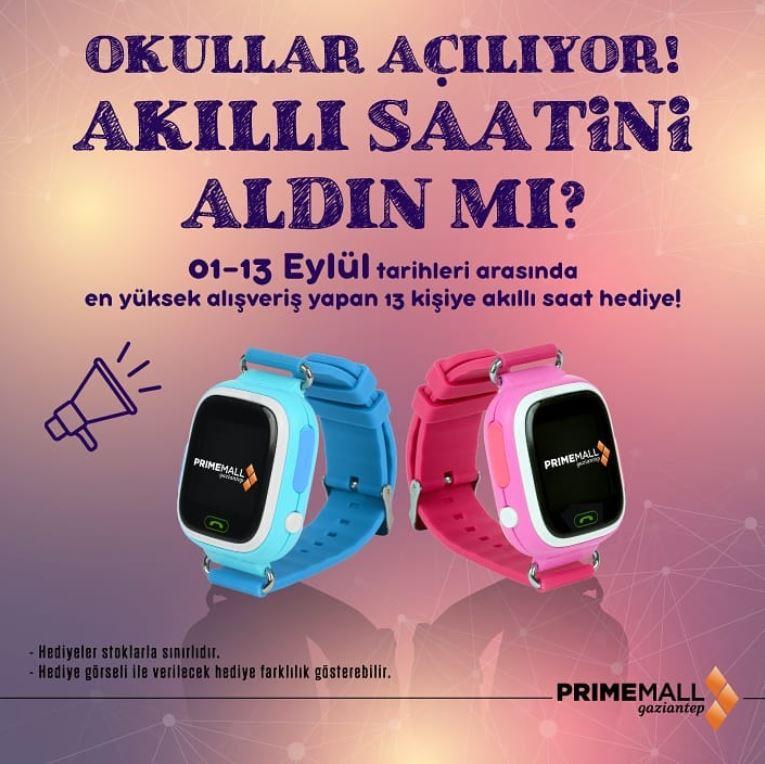 Okullar açılıyor Akıllı Saatini aldın mı?