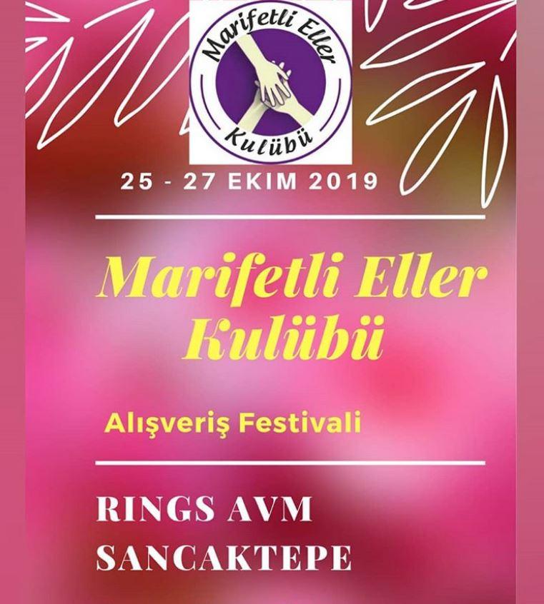 Rings AVM Marifetli Eller Kulübü alışveriş festivali!