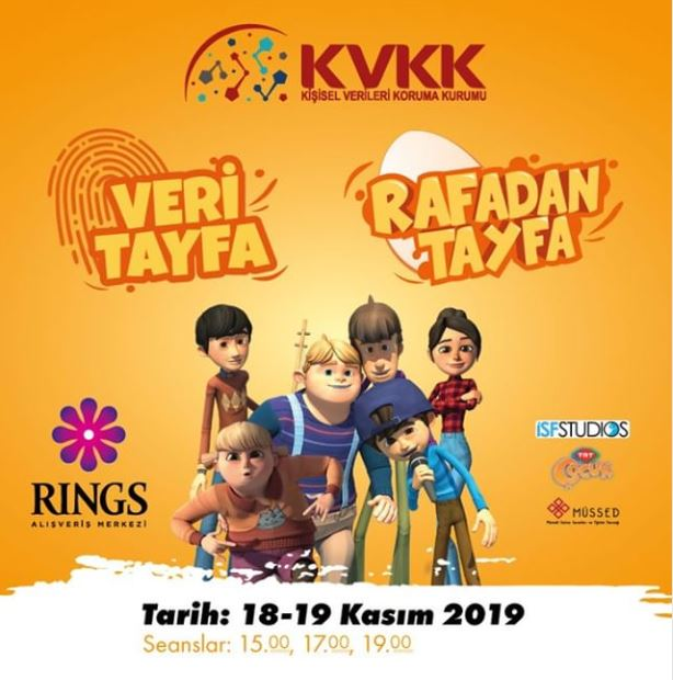 Rings AVM Rafadan Tayfa Müzikli Eğlencesi!