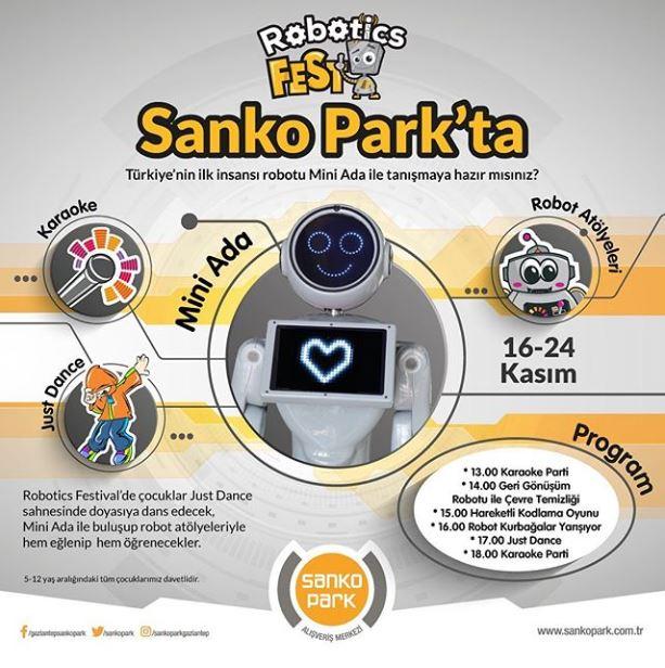 Sanko Park Robotics Fest!