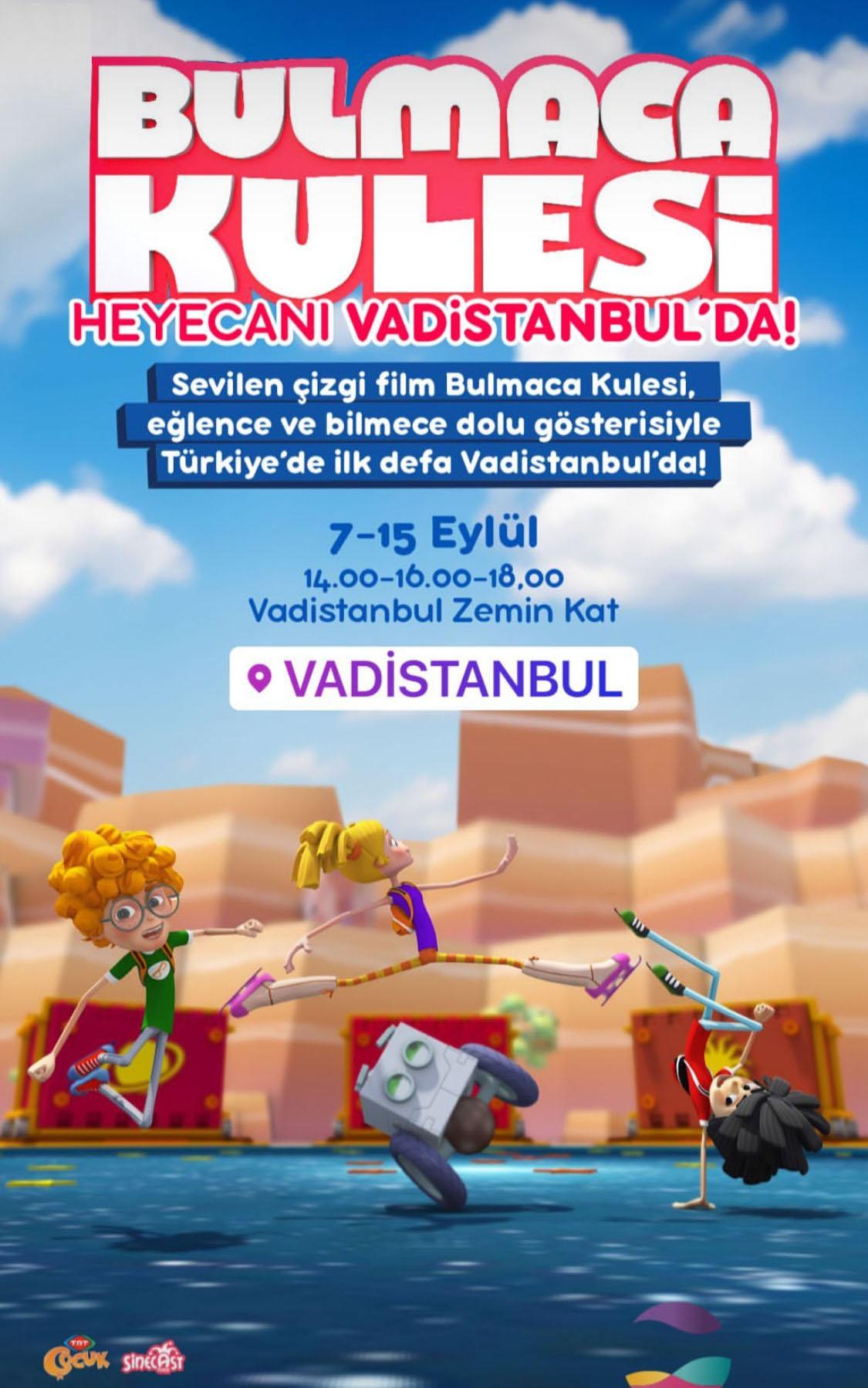 Vadi İstanbul Bulmaca Kulesi Müzikal Etkinliği!